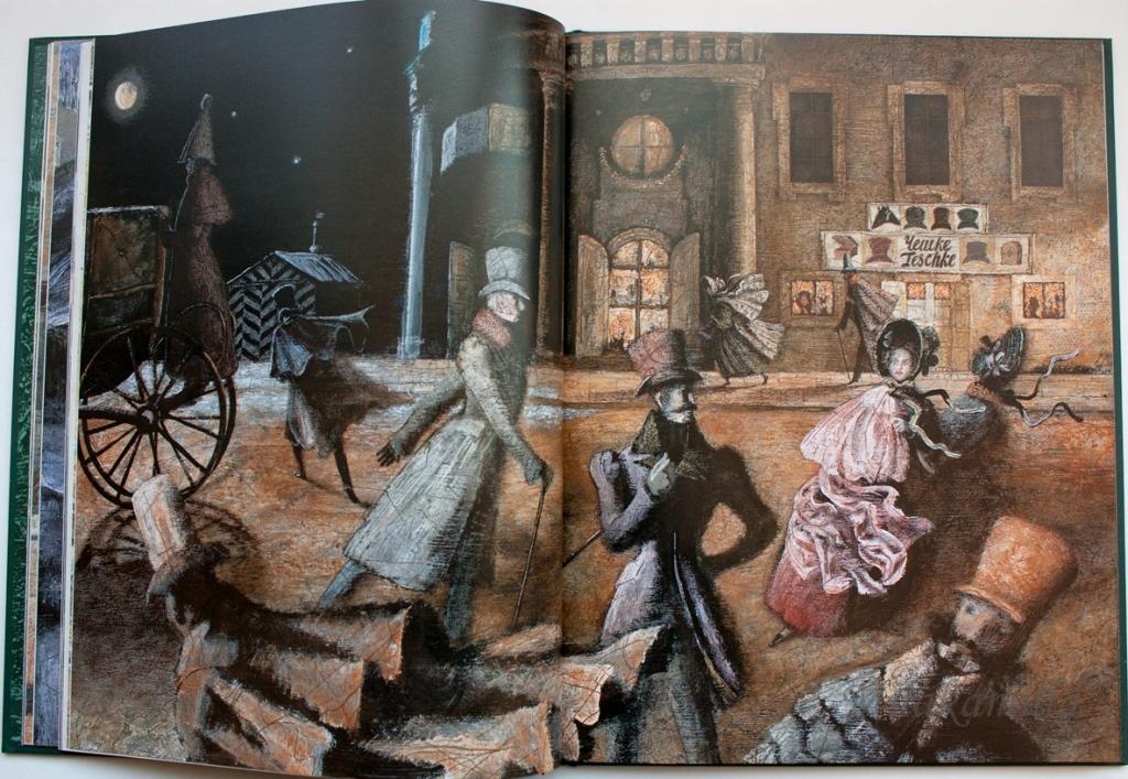 Картинки невский проспект гоголя